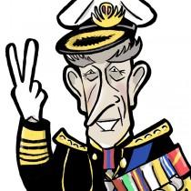 Prince Phillip cartoon
