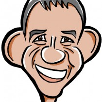 Gary Lineker cartoon