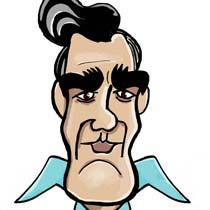 Morrissey cartoon