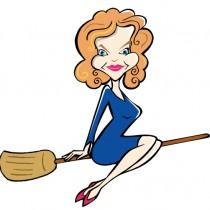 Nicole Kidman cartoon