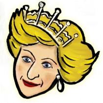 Princess Diana cartoon